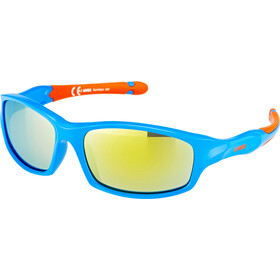UVEX Sportstyle 507 Glasses Kids, blue/orange/orange